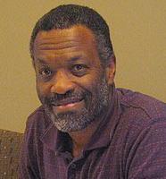 Headshot of Dr. Kirk Johnson